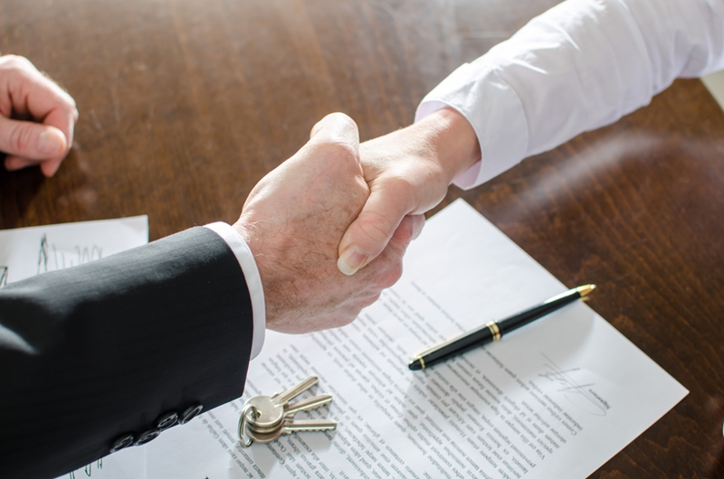 Signing confidentiality agreements is one way of protecting your business' trade secrets.